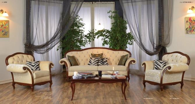 румынская мягкая мебель капри Capri Mobex олимп мебель румынии 7