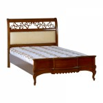 Кровать 1200 прям + обивка