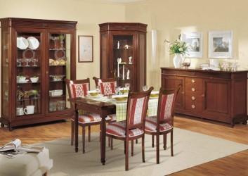 Румынская мебель для гостиной Мария Сильва (Maria Silva), Бурбон (Bourbon), Monte Cristo Mobili