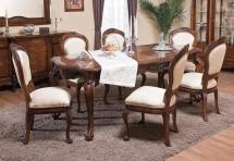 Румынский обеденный стол и стулья Регаллис (Regallis), Nord Simex