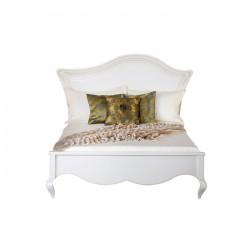 Кровать 120 деревянное изголовье