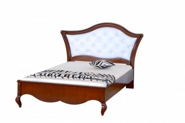 Кровать 120 мягкое изголовье с пуговицами