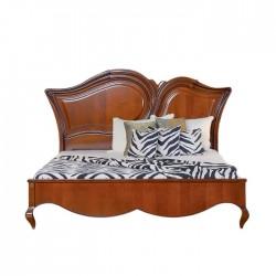 Кровать 180 деревянное изголовье