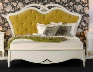 Кровать 160 изголовье ткань