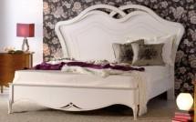 Кровать 160 изголовье дерево
