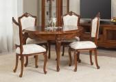 Румынский обеденный стол и стулья Поесиc (Poesis), Simex