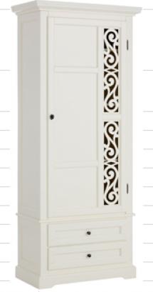 Шкаф 1 дверь