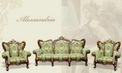 Румынская мягкая мебель Алессандрия (Alessandria), Prokess