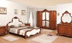Румынская мебель для спальни Августини (Augustini), Nord Simex