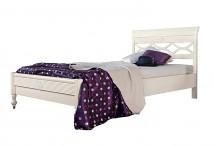 Кровать с низким изножьем 120/140