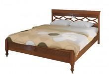 Кровать с низким изножьем 160/180