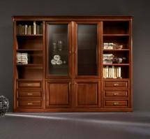 Библиотека (модуль с дверями по центру)