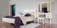 Румынская мебель для спальни Бурбон (Bourbon), Monte Cristo Mobili