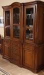 Буфет + витрина 3 двери