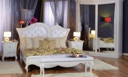 Румынская мебель для спальни Капри (Capri), Mobex