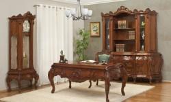 Румынская мебель для рабочего кабинета Клеопатра Люкс (Cleopatra Lux), Simex