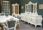 Румынский обеденный стол и стулья Клеопатра Люкс (Cleopatra Lux), Simex