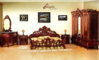 Румынская мебель для спальни Клеопатра Люкс (Cleopatra Lux), Simex