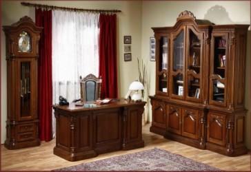 Румынская мебель для рабочего кабинета Кристина (Cristina), Simex