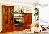 Румынская мебель для библиотеки Элеганс (Elegance), Mobex