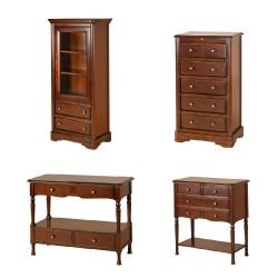 Отдельные предметы румынской мебели MCS series, Mobex