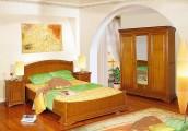 Румынская мебель для спальни Элеганс (Elegance), Mobex
