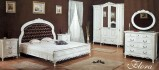 Румынская мебель для спальни Флора (Flora), Simex
