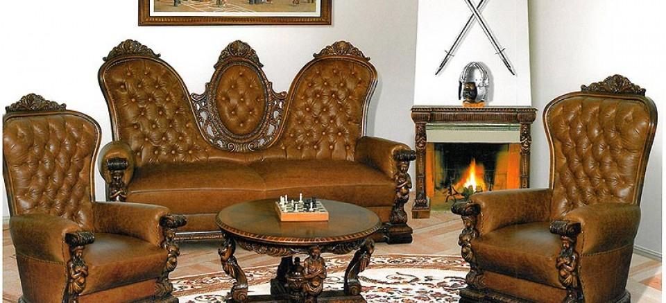 Румынская мягкая мебель Флоренция (Florenta), Mobex