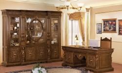 Румынская мебель для рабочего кабинета Флоренция (Florenta), Mobex