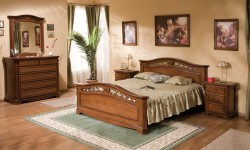 Румынская мебель для спальни Джино (Gino), Simex