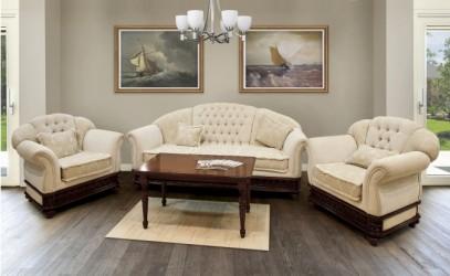 Румынская мягкая мебель Венеция Люкс (Venetia lux), Simex