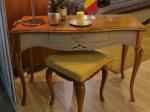 Стол письменный (кремовый цвет)