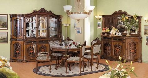 Румынская мебель для гостиной Юлиана (Iuliana), Mobex