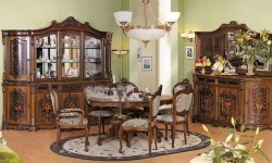 Румынский обеденный стол и стулья Юлиана (Iuliana), Mobex
