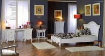 Румынская мебель для детской или молодежной комнаты Капри (Capri), Mobex