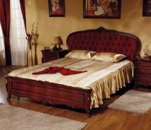 Кровать 1600 (кожа)