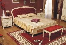 Кровать 1800 (кожа)