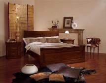 Кровать 180 изголовье дерево
