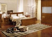 Кровать 180 изголовье кожа