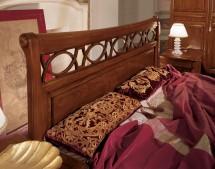 Кровать 160 орнамент