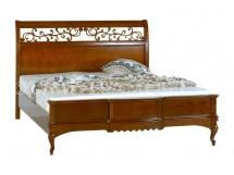 Кровать 1400 прям + дерево