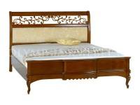 Кровать 1600 прям + обивка
