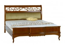 Кровать 1800 прям + обивка