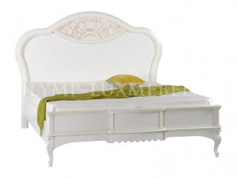 Кровать 1600 п/круг дерево