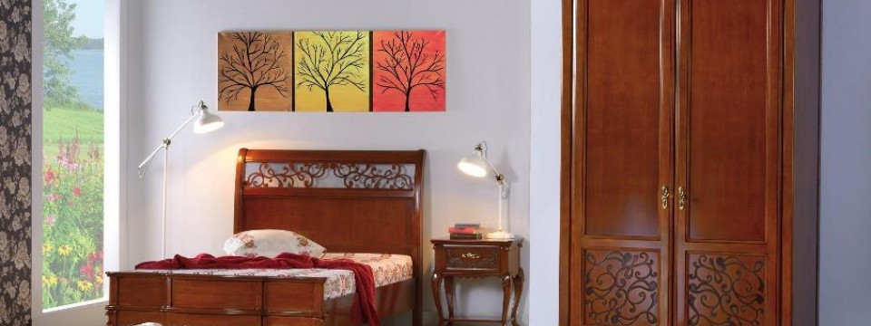 Румынская мебель для спальни Маттео (Matteo), Mobex