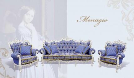 Румынская мягкая мебель Менаджио (Menagio), Prokess