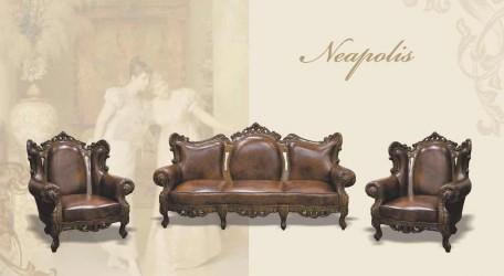 Румынская мягкая мебель Неаполис (Neapolis), Prokess