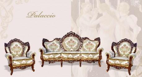 Румынская мягкая мебель Палаццо (Palaccio), Prokess