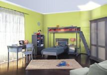 Румынская мебель для детской Палацио (Palazzo), Monte Cristo Mobili