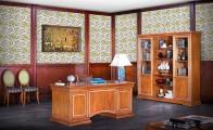 Румынская мебель для кабинета Палацио (Palazzo), Monte Cristo Mobili